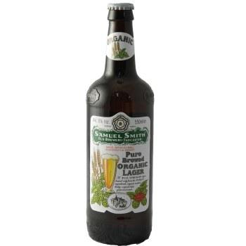 Sam Smith Organic Lager 12oz 4pk Bottles