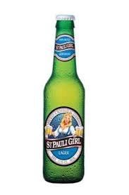 St Pauli Girl Lager 12oz 6pk Bottles