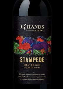 14 Hands Stampede 750ml
