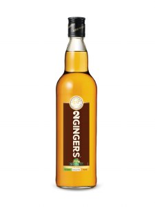 2Ginger Irish Whiskey 750ml