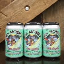 7 locks Bitch Monkey Strawberry Sour Ale 6pk 12oz Cans