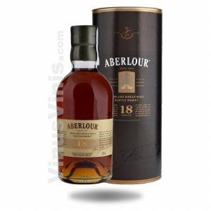Aberlour 18 Year Single Malt Whiskey 750ml