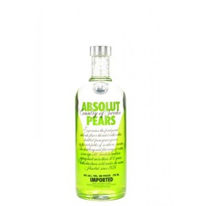 Absolut Pear Vodka 750ml