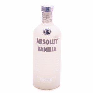 Absolut Vanilla Vodka 750ml