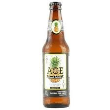Ace Pineapple Cider 12oz 6pk Bottles
