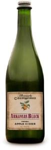 Albemarle Ark Black Apple Cider 750ml Bottles