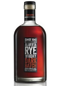 Alberta Rye Dark Batch 750ml