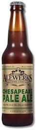 Alewerks Chestspeak Pale 12oz 6pk Bottles
