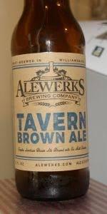 Alewerks Tavern Ale 12oz 6pk Bottles