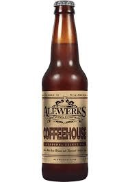 Aleworks Coffeehouse Stout 12oz 6pk Bottles