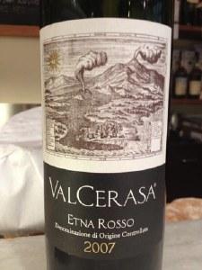 Alice Bonaccorsi Etna Rosso 750ml