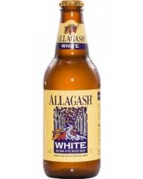 Allagash Belgian White 12oz 4pk Bottles