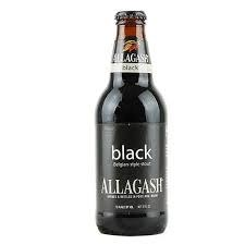 Allagash Black Stout 12oz 4pk Bottles