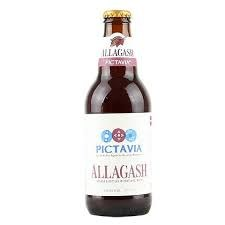 Allagash Pictavia Scotch Ale 4pk 12oz Bottle