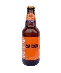 Allagash Saison Belgian 12oz 4pk Bottles