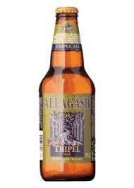 Allagash Tripel 12oz 4pk Bottles