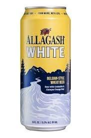 Allagash White 16oz 4pk Cand