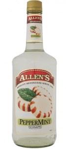 Allens Peppermint Schnapps 1 Liter