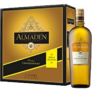 Almaden Chardonnay 5L Box