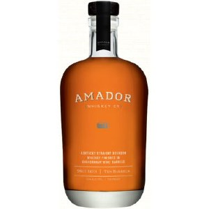 Amador Chardonnay Wine Barrels Bourbon Whiskey 750ml
