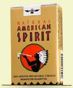 American Spirit Non Filter