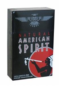 Amirican Spirit Perique Black