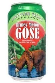 Anderson Valley Blood Orange / Melon Gose 12oz 6pk Cans