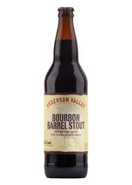 Anderson Valley Wild Turkey Bourbon Ale 750ml Bottle