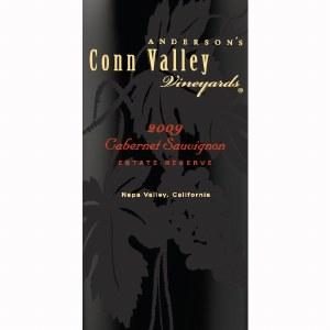 Anderson Conn Valley Cabernet Sauvignon 750ml