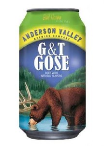 Anderson Valley Gin & Tonic Gose 12oz 6pk Cans
