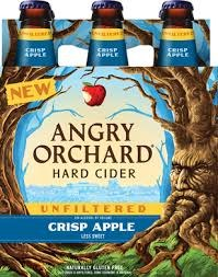 Angry Orchard Unfiltered 6pk 12oz Bottles
