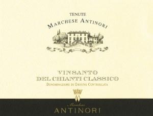 Antinori Vin Santo 500 ml