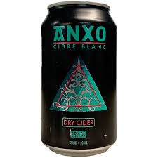 Anxo Blanc Dry Cider 4pk 12oz Cans
