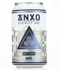 Anxo District Dry Cider 4pk 12oz Cans