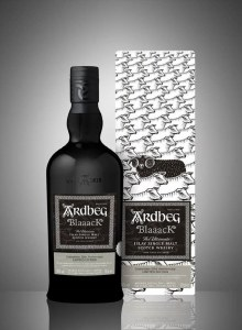 Ardbeg Blaaack Limited Edition Islay Single Malt Whiskey 750ml