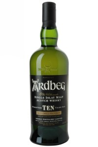 Ardbeg 10 Year Single Malt Whiskey 750ml