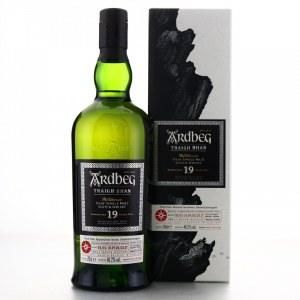 Ardbeg Traigh Bhan 19 Year Islay Single Malt Whiskey  750ml