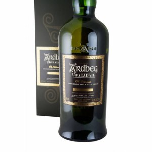 Ardbeg Uigeadail Single Malt Whiskey 750ml