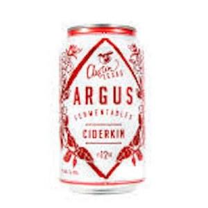 Argus Ciderkin Cider 12oz 6pk Cans
