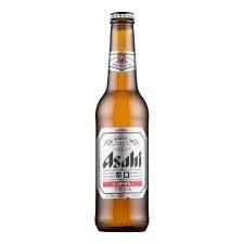 Asahi Super Dry 12oz 6pk Bottles