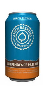 Aspen Independence Pale 12oz 6pk Cans