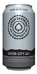 Aspen Silver City Ale 12oz 6pk Cans