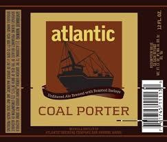 Atlantic Brown Coal Porter 12oz 6pk Bottles