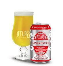 Atlas Ninja Sauce Pale Ale 6pk 12oz Cans