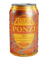 Atlas Ponzi IPA 12oz 6pk Cans