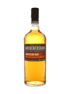 Auchentoshan American Oak Single Malt Whiskey 750ml