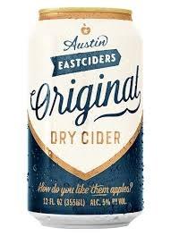 Austin Original Cider 12oz 6pk Cans
