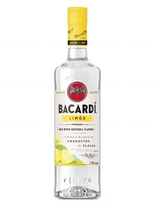 Bacardi Limon Citrus Rum 750ml