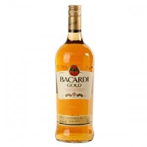 Bacardi Gold Rum 1L
