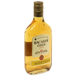 Bacardi Gold Rum 200ml